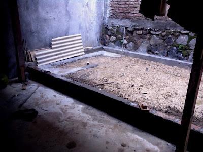 Renovasi Halaman Belakang Rumah Minimalis