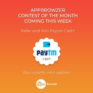 Tags – Refer and earn apps, earn paytm cash apps, App Browzer online scripts, App Browzer unlimited earnings tricks, App Browzer paytm cash proof,