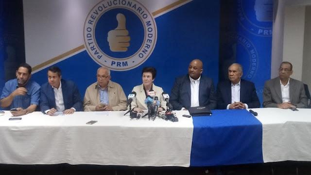 PRM pospone para el 18 de marzo su votación universal del proceso de convención