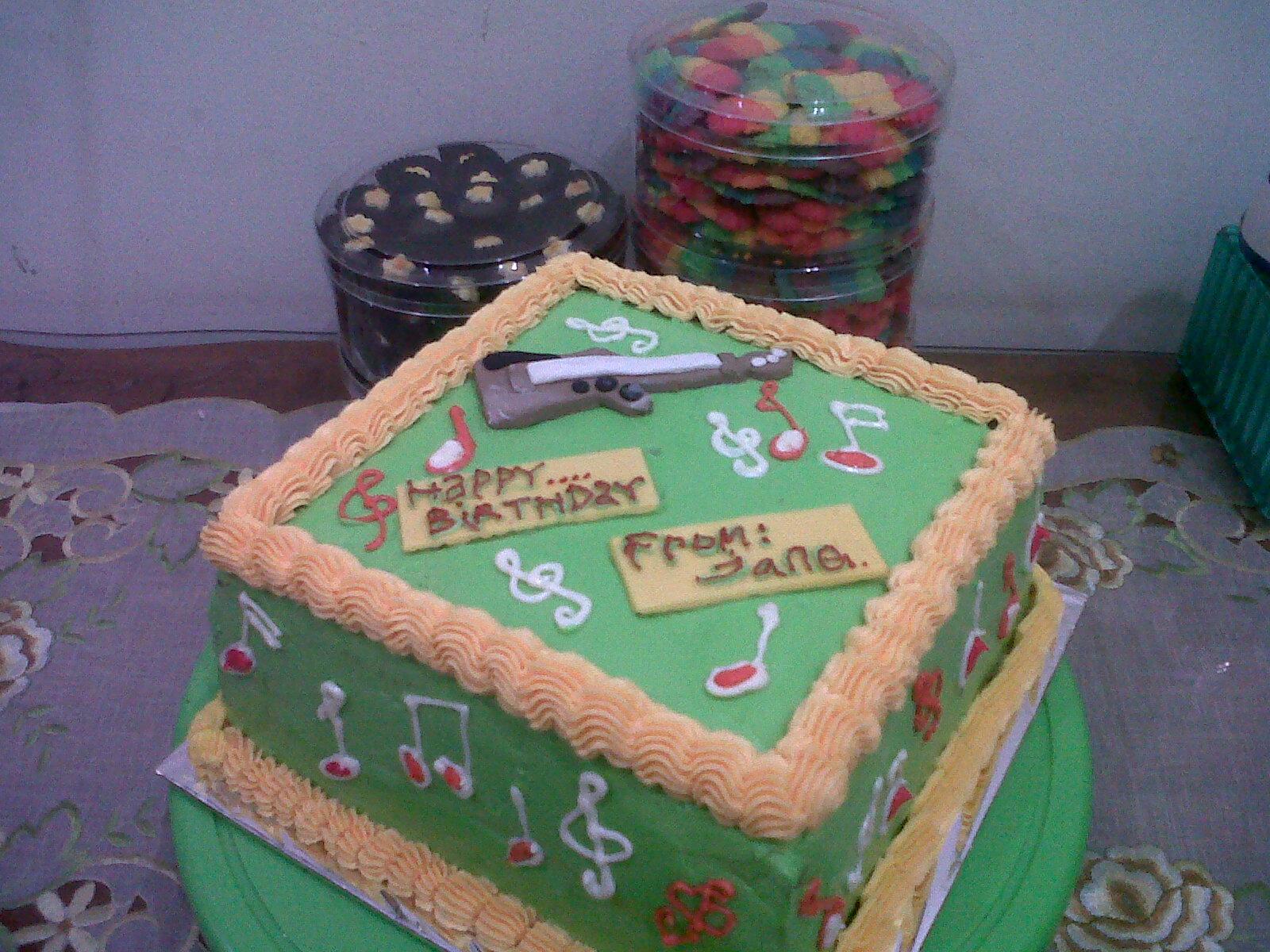 Pin Kue Ultah 3d Cake On Pinterest