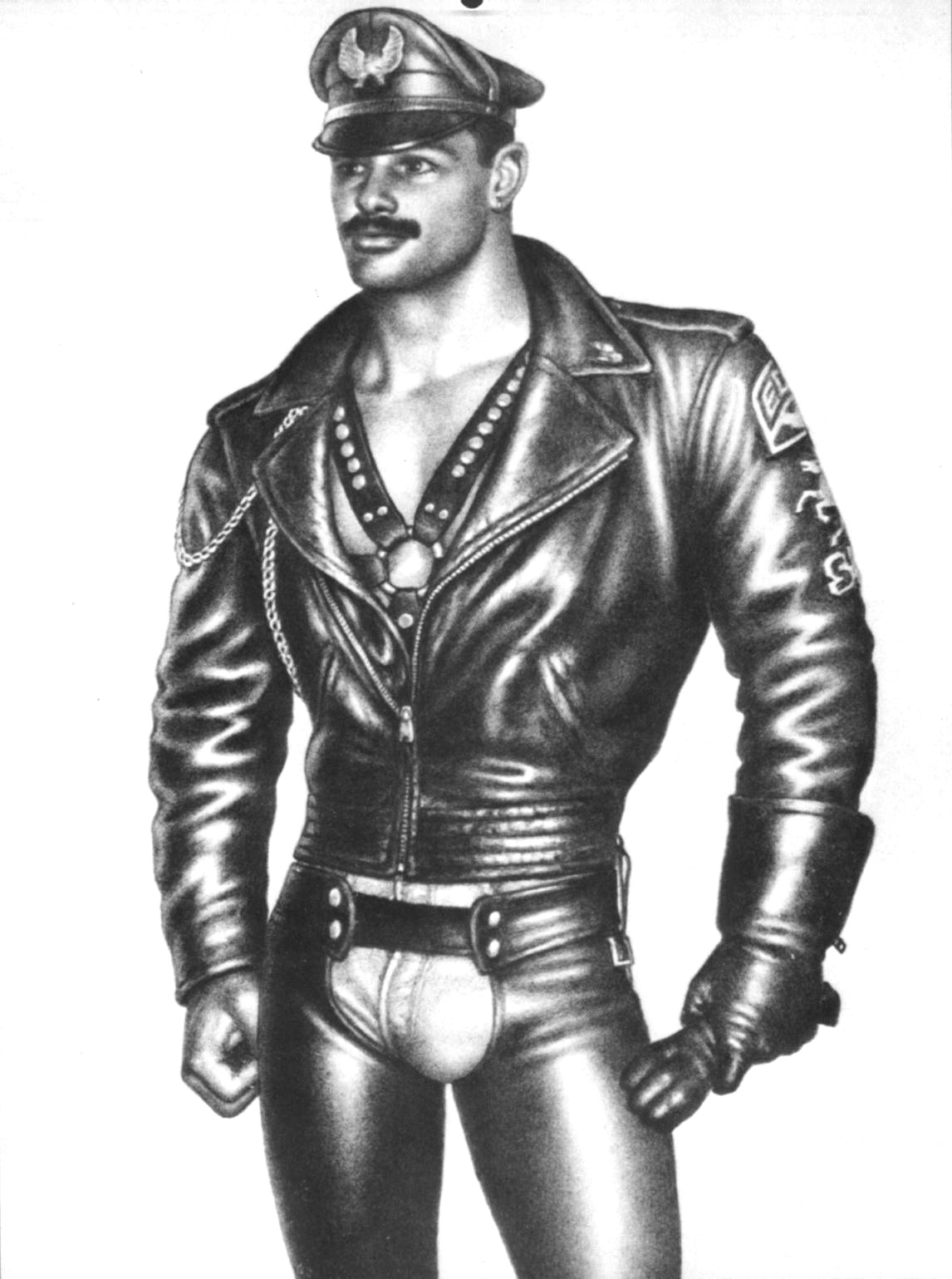 from Stephen gay leather videos
