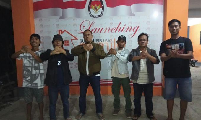 Kagumi Perhatian IYL-Cakka Terhadap Pendidikan,  Sahabat Muda IYL-Cakka Turun ke Pelosok Desa
