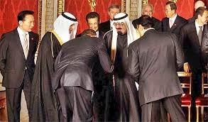 Bluegrass Pundit: President Barack Obama heads to Saudi Arabia to bow down to new king...