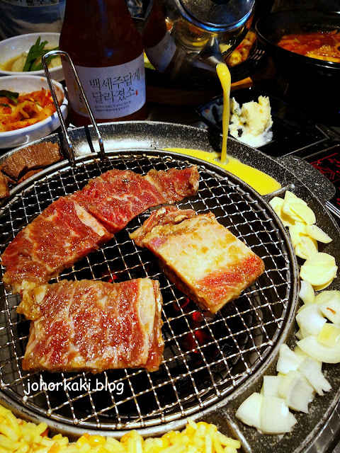 Gogirou-Korean-BBQ-Meat-Street-Zenith-Mall 新山韩式烤肉街