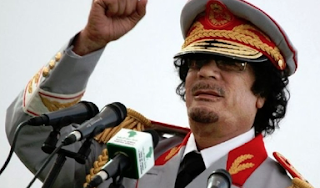 A Final Footnote On Gadhafi