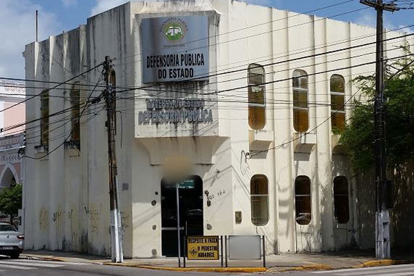 Incêndio destrói corredor e documentos na Defensoria Pública do RN