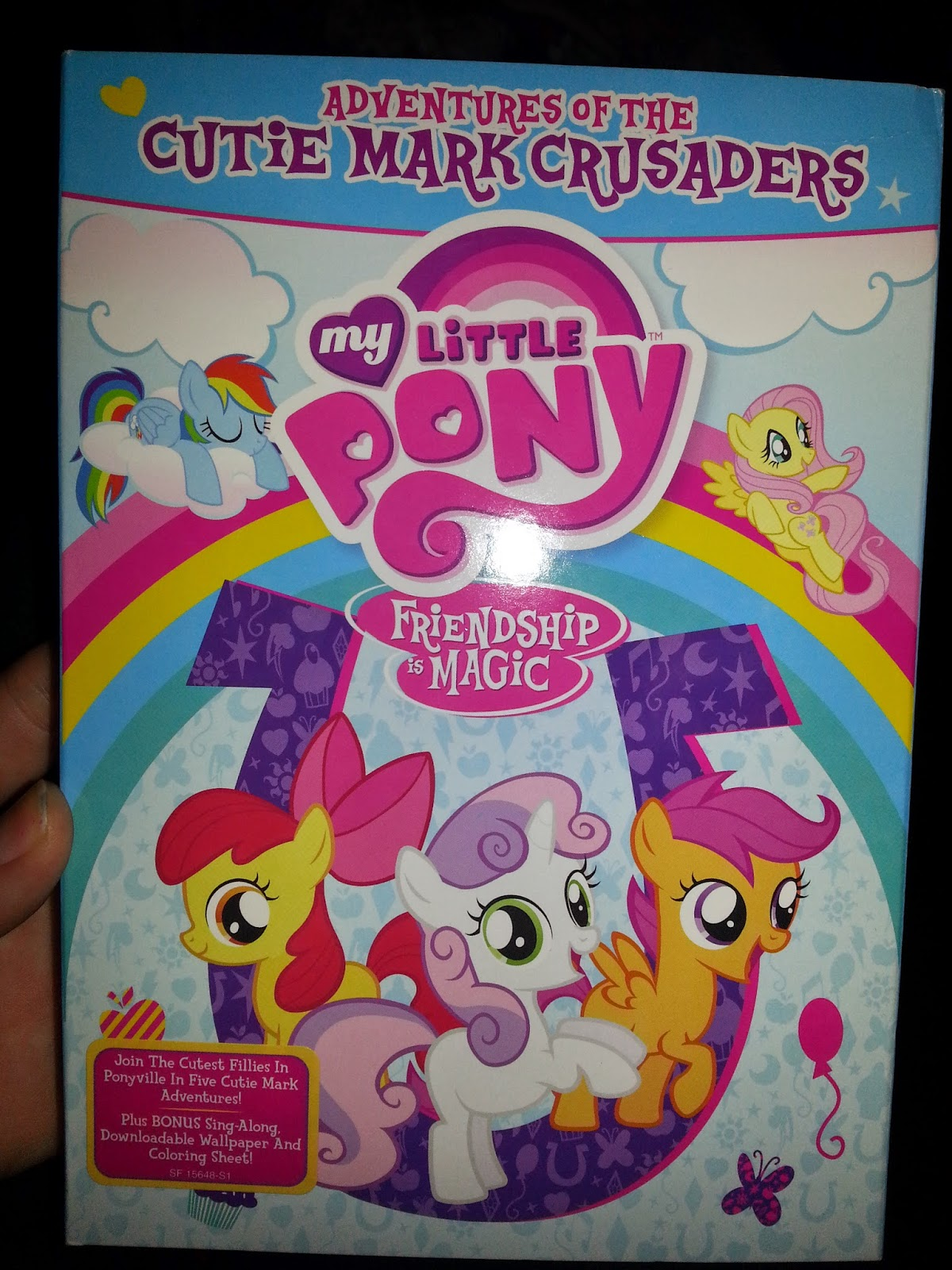 momma4life my little pony friendship is magic out on dvd