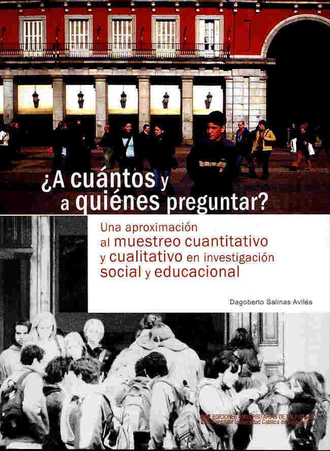 ¿A cuántos y a quiénes preguntar? – Dagoberto Salinas Avilés