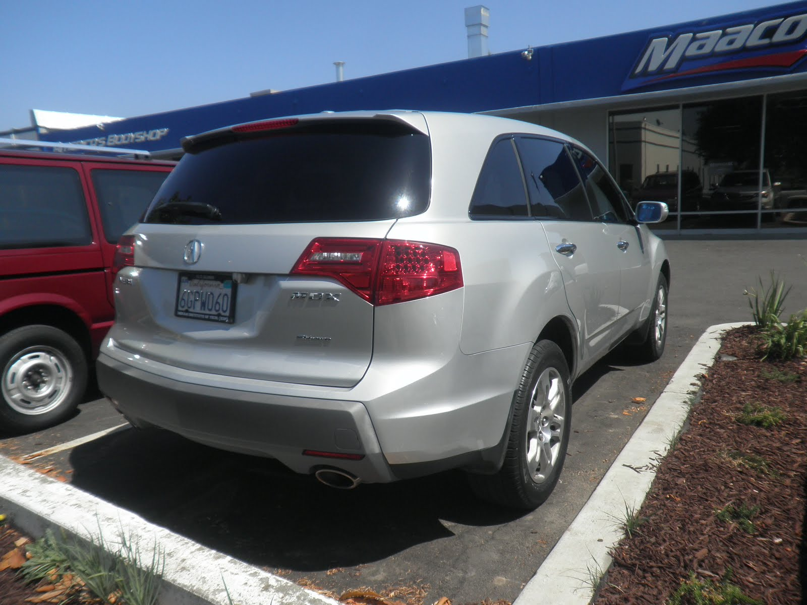 photos and photo specs mdx perfect acura tuning