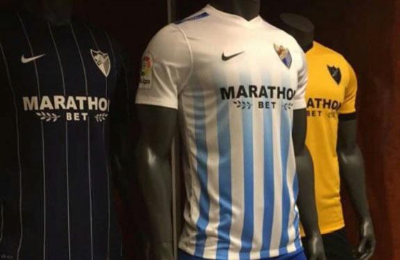 El Málaga ya tiene patrocinador oficial