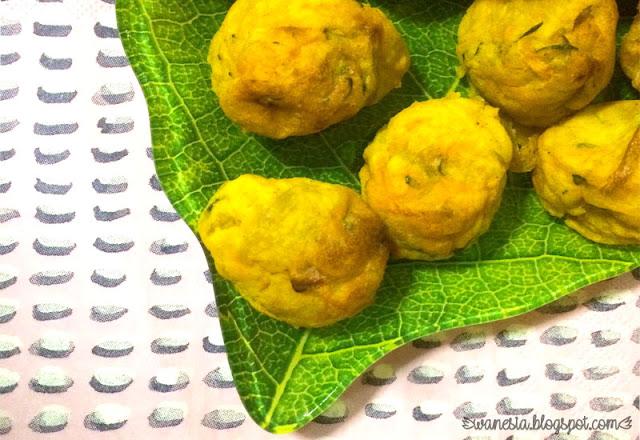 Polpette di patate al curry