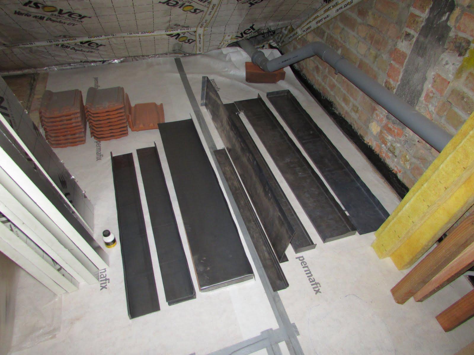Verbouwing van ons ouderlijk huis dakconstructie uitbreiding
