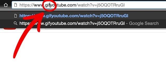 عمل مقاطع فيديو بصيغة GIF