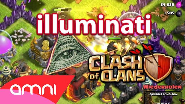 كلاش اوف كلانس لعبة تسيء للاسلام Clash of Clans |