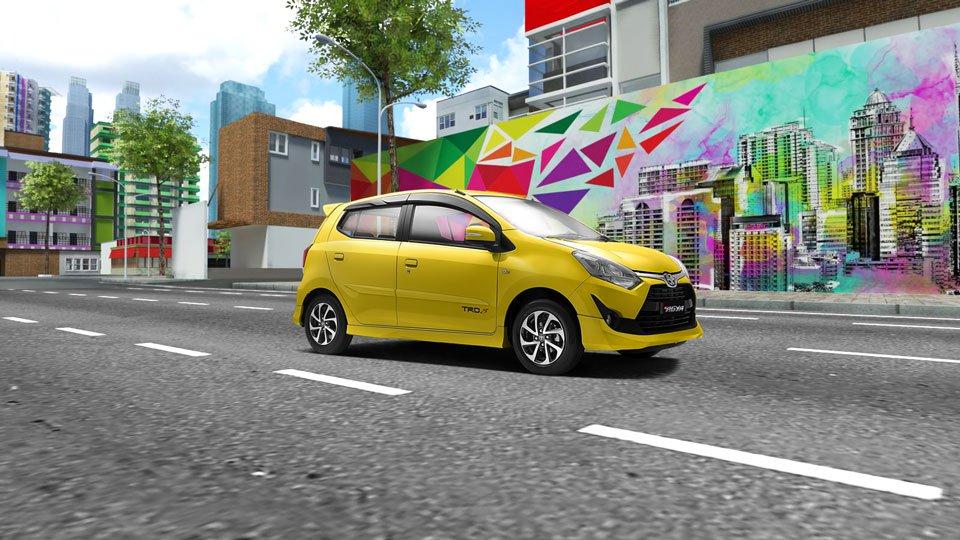 Mobil Toyota New Agya List Type dan Harga Terbaru