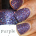 Swatches and Review: Girly Bits - Purple Potion & Mother May I?