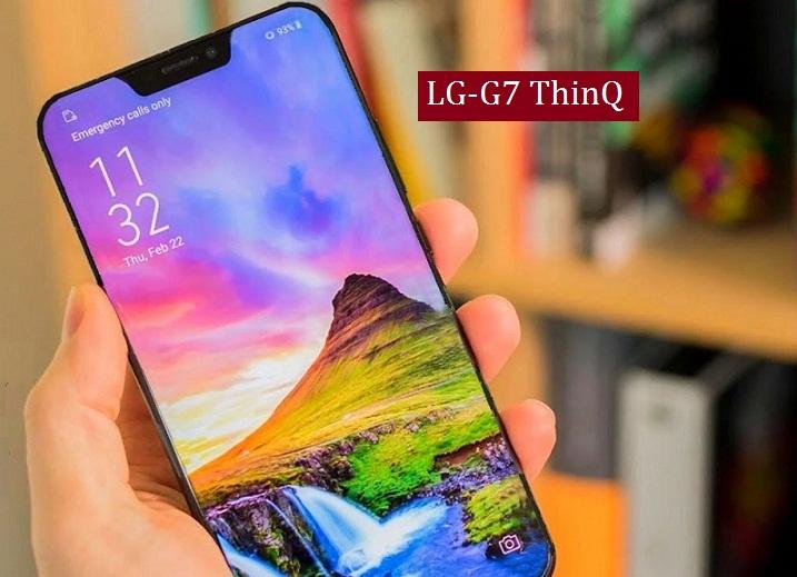 LG G7 ThinQ Punya Tombol Khusus untuk Google Assistant