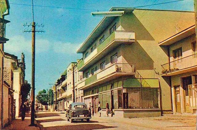 Resen old postcard