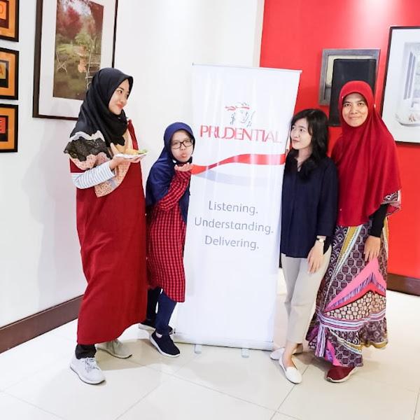 Prudential Indonesia Kenalkan Produk Wakaf Melalui PRUsyariah