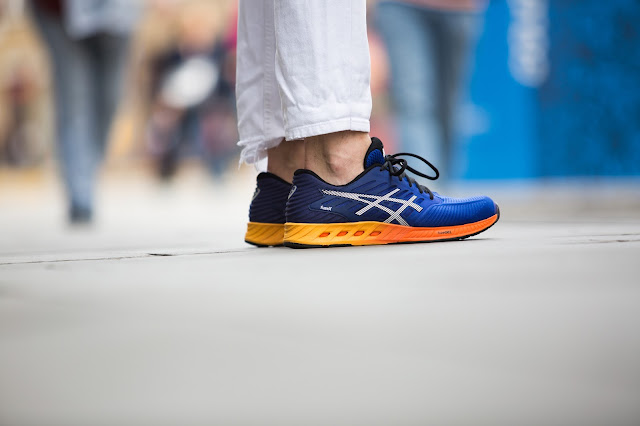 asics gel fuzeX sneakers