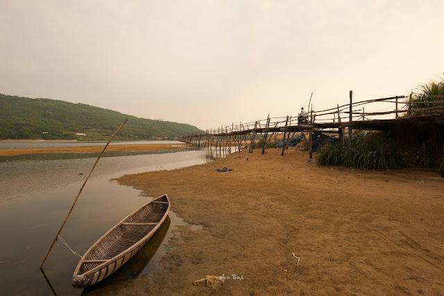 Cầu Ông Cọp - Cầu gỗ Tuy An, Phú Yên