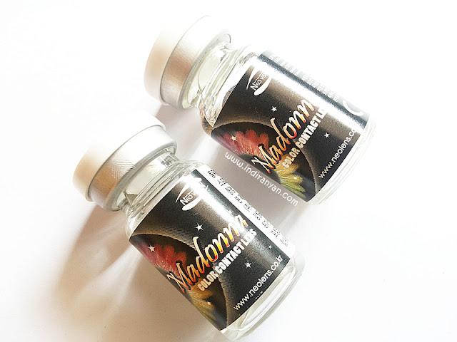 Madonna Brown Lens