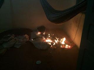 No Piauí, pai tenta estuprar a filha e incendeia casa da família durante ataque de fúria