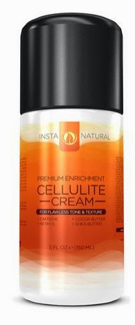 InstaNatural's Cellulite Cream, By Barbie's Beauty Bits