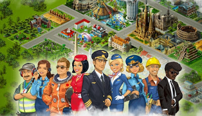 Airport City Mod Apk Terbaru (Unlimited Money)