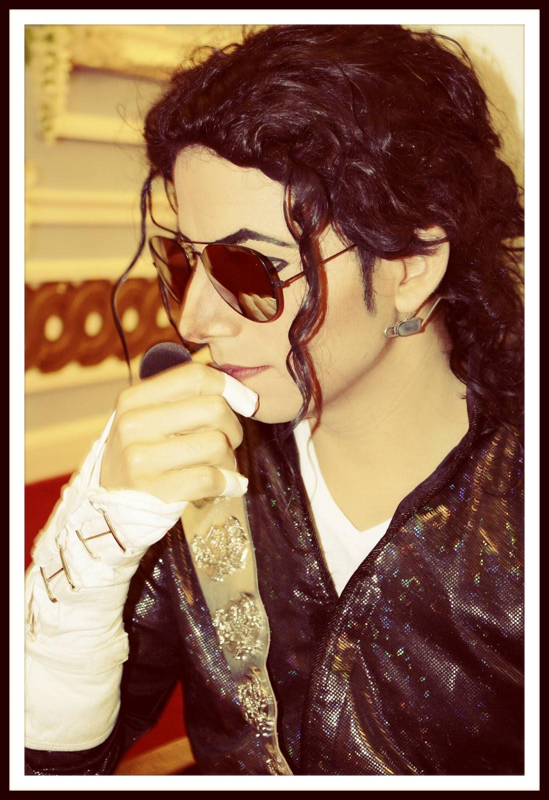 Delfim Miranda - Michael Jackson Tribute - UK - Ready to Jam