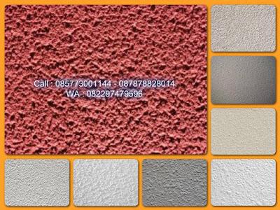 Cat Dekorasi Dinding Motif Tekstur