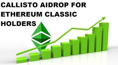 Callisto (CLO) Airdrop for Ethereum Classic (ETC) Holders