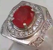 cara merawat cincin safir