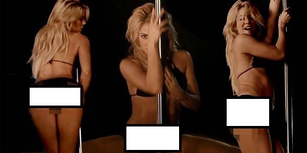 Clip dance sexy video