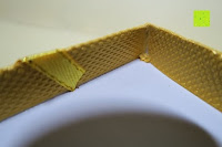 Box innen: U7 neue Tier Katze Halskettes Anhänger 18 k Gold vergoldet, Strasssteine, Platin-Damen Schmuck