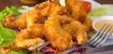 Coconut Shrimp air fryer recipes