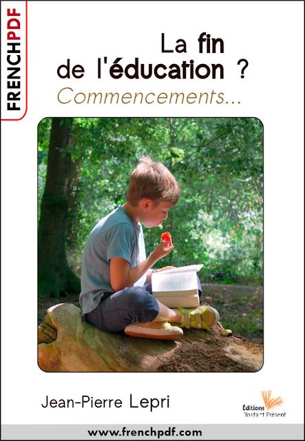 Télécharger livre gratuit : La Fin De L'éducation? Commencements... pdf