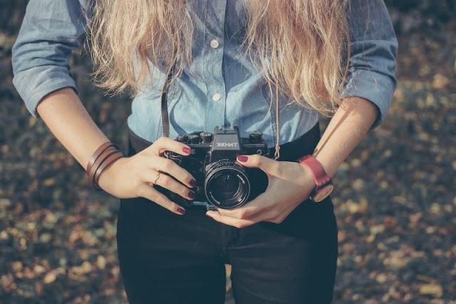 Jaki powinien być aparat dla blogera?