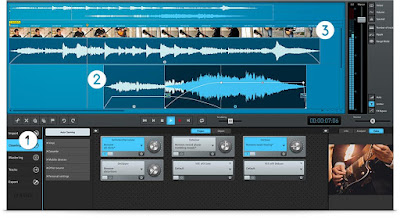 Magix Audio & Music Lab 2017 Premium 22.0.1.22 Full Crack Terbaru