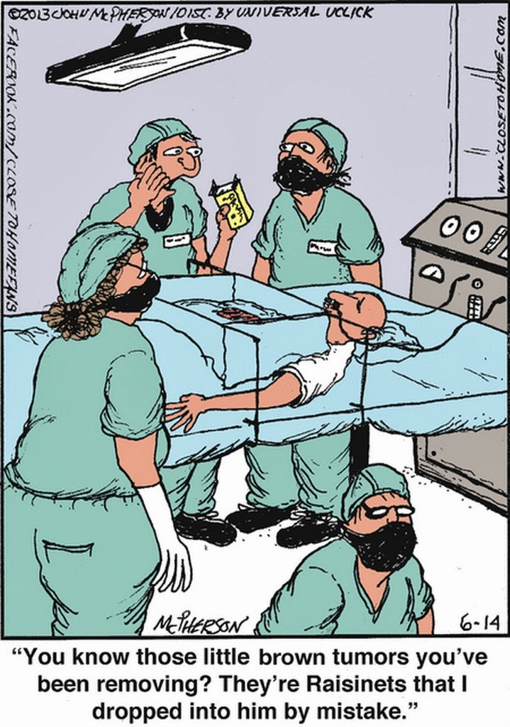 Chuck's Fun Page 2: McPherson cartoons
