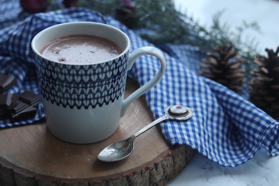 dairy free hot chocolate recipe
