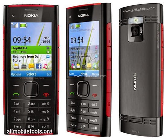 Nokia X2-00 Rm-618 Latest Flash File Free Download