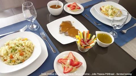 Jantar Italiano Completo