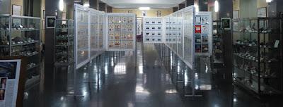 Exposición de GRUCOMI en la Escuela de Minas de Oviedo