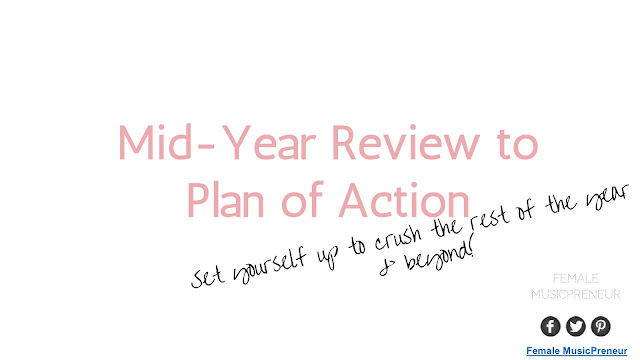 Mid Year Review - 3 Tips to Progress and Achieve YOUR Success!