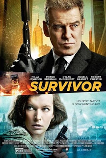 Film poster for Survivor (2015)