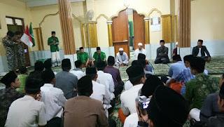 Suasana PKD ansor Cikalong Wetan, Bandung Barat
