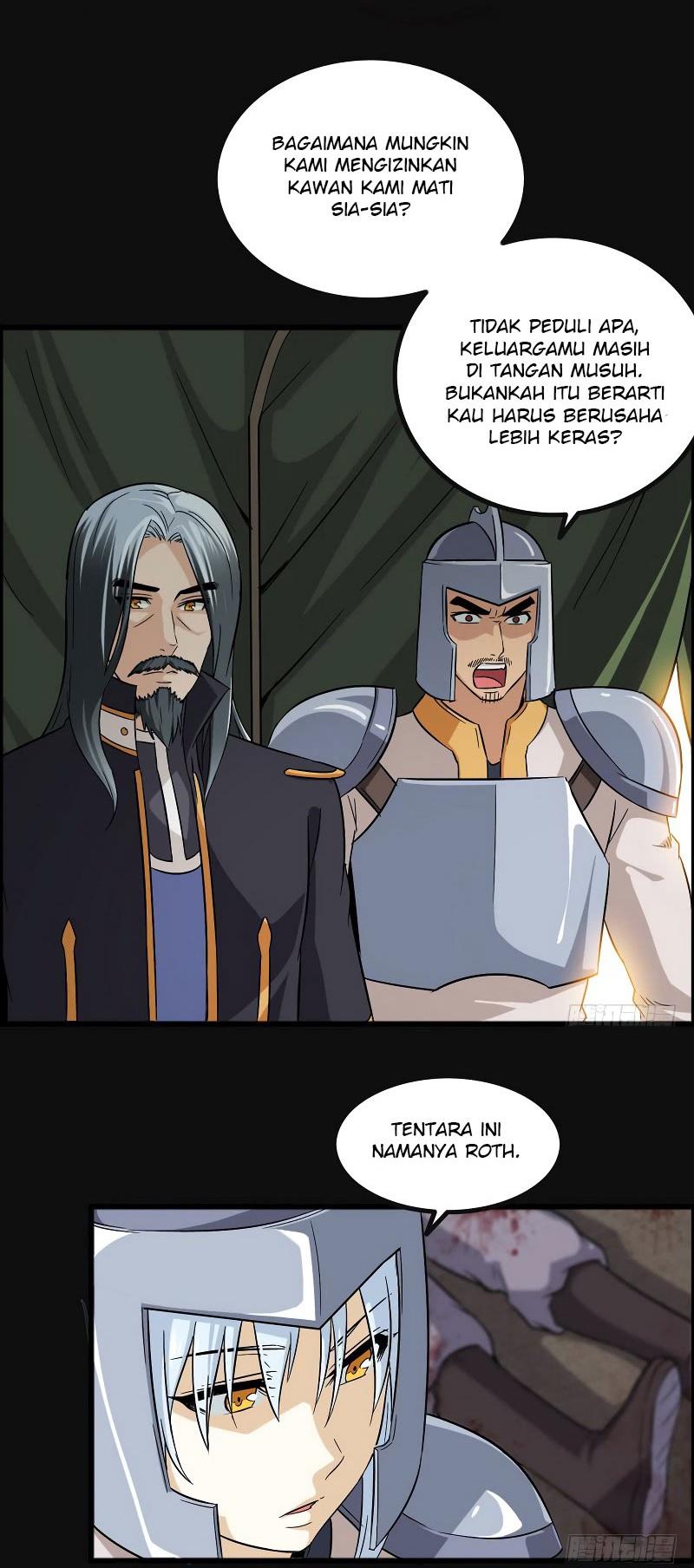 Komik My Wife is a Demon Queen Chapter 48 Gambar 17