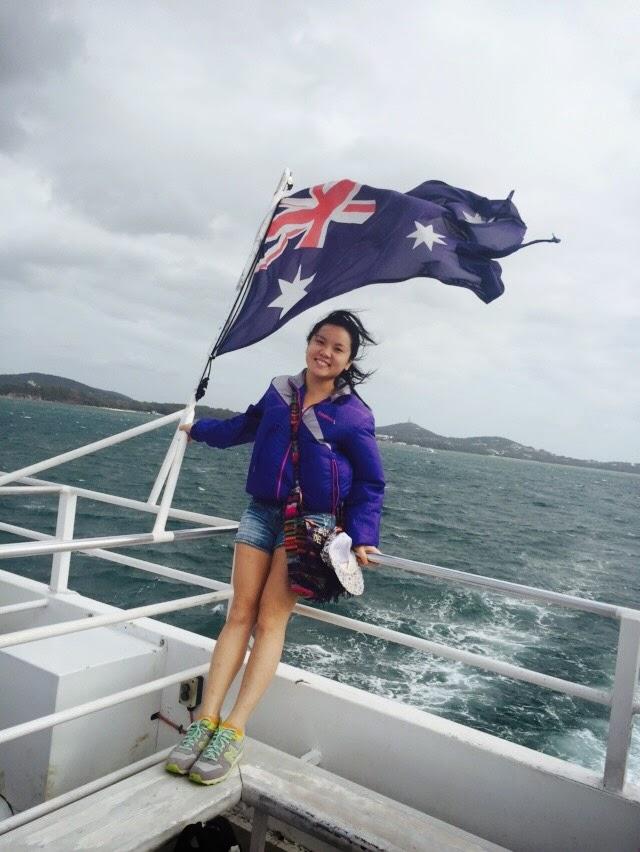 小腳板走天涯 ♥ Little Foot Adventure: [澳洲-悉尼] Port Stephens day trip 北上史堤芬港一天遊 攻略