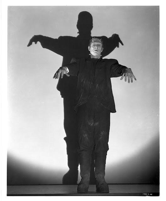 Dead Man's Brain: Frankenstein on Film - Universal (Part 2 ...